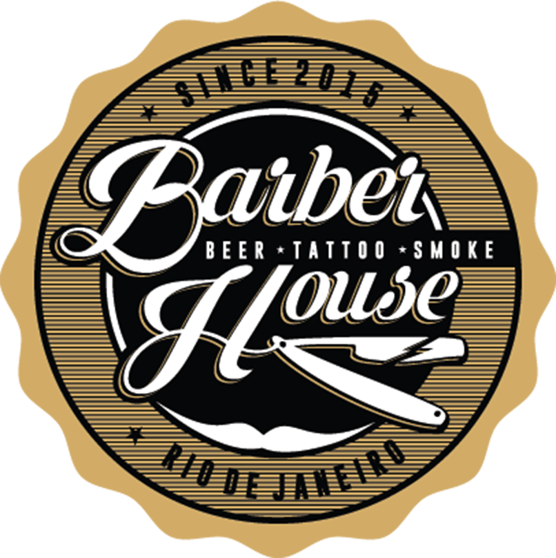 Logo Barber House
